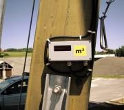 Display elektirčnog mjerača